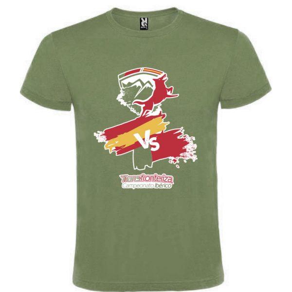 Camiseta algodón Transfronteriza