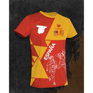 Camiseta Transfronteriza España