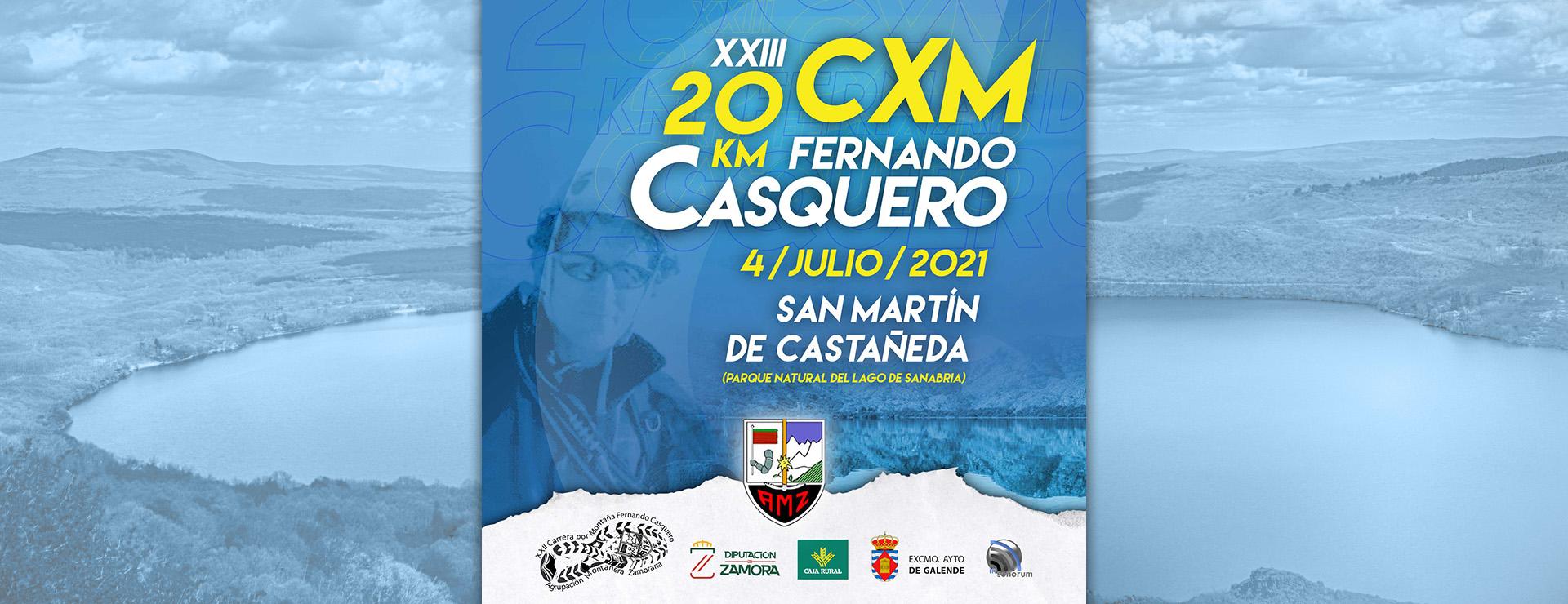 CXM Fernando Casquero