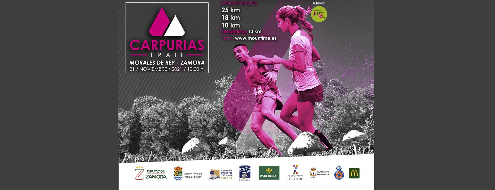 Trail Carpurias 2021 - Mountime.es