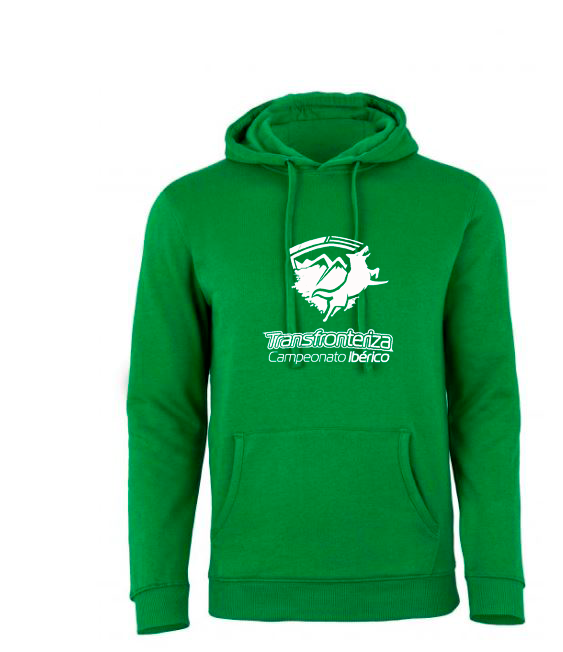 Sudadera Transfronteriza- Verde